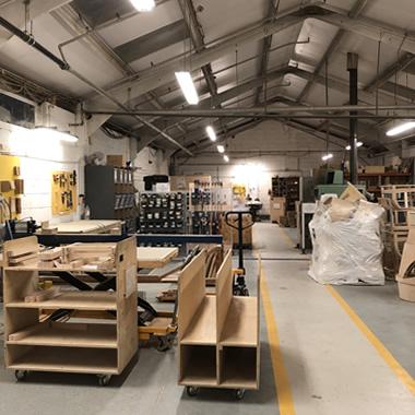 Furniture Factory LED Lighting
