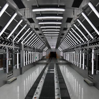 Inspection Deck LED Lighting