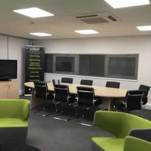 LED Lighting for Board Rooms