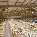 Warehouse LED Lighting Design