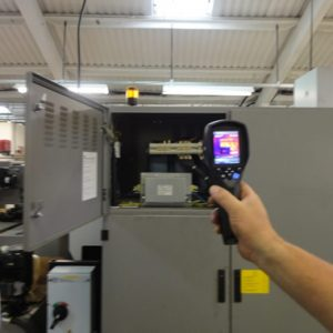 Industrial Thermographic Audits