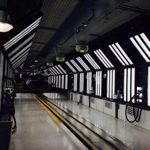Inspection Line LED Lighting