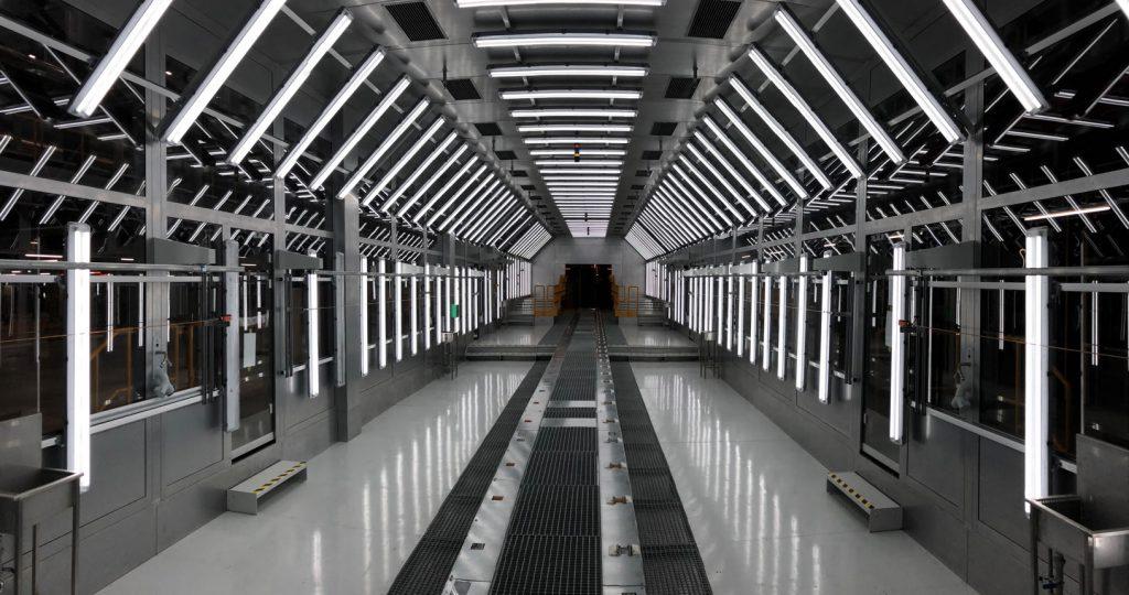 LED Lighting for factories