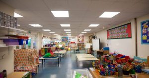 LED Lighting for Schools