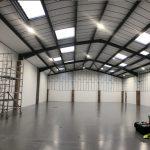 Small warehouse Lighting Audit