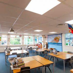 Classroom LED Lighting