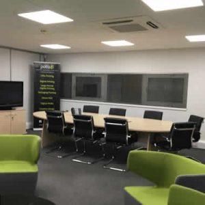 Commercial Office LED Lighting