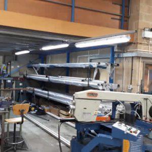 Industrial Unit LED Lighting Upgrade