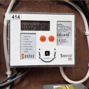 Industrial energy metering