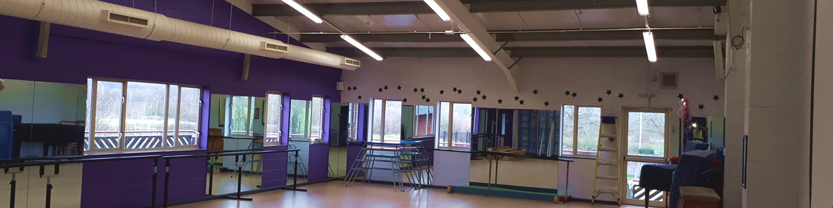 Sport Studio LED Lighting